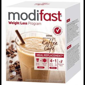 modifast Weight Loss Programm Drink Kaffee (8x55g)