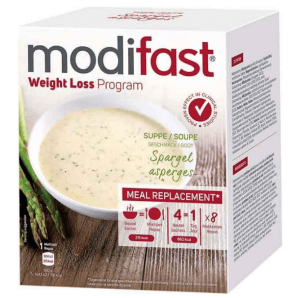 modifast Weight Loss Programm Suppe Spargel (8x55g)