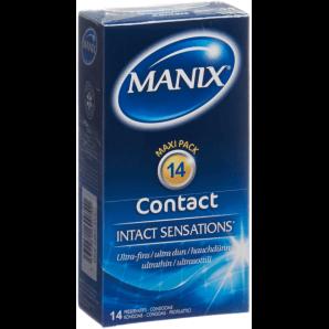 Manix Contact Präservative (14 Stk)