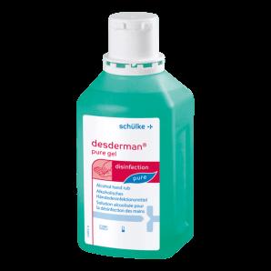 Desderman pure hand disinfectant gel (500ml)