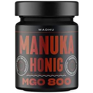 Madhu Honey Manuka Miel MGO800 (250g)