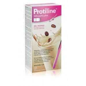 Protiline Silhouette Plus Kaffee (10x26g)