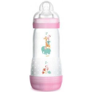 MAM Easy Start Anti-Colic Bottle 4+M 320ml Girl (1 pc)