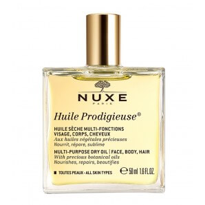 NUXE Huile Prodigieuse Huile - Visage Corps Cheveux (50ml)