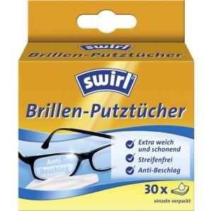 Swirl Clean Glasses Brillen-Putztücher (30 Stk)