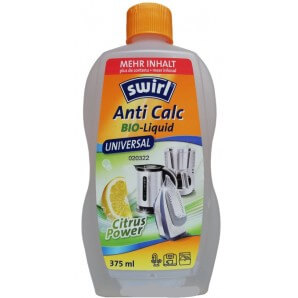 Swirl Anti Calc BIO-Liquid UNIVERSAL Citrus Power Entkalker (375ml)
