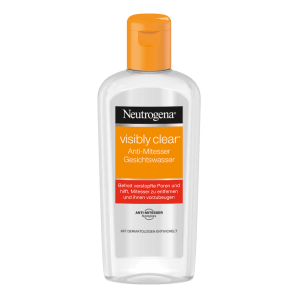 Neutrogena Visibly Clear anti blackhead toner (200ml)