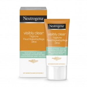 Neutrogena Visibly Clear daily moisturizer (50ml)