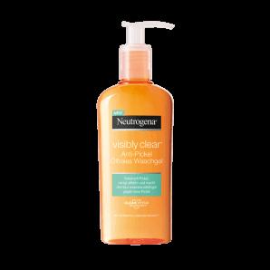 Neutrogena Visibly Clear Anti-pimple gel nettoyant sans huile (200ml)