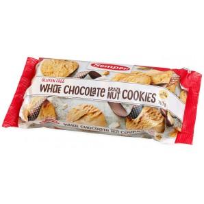 Semper - White Choco Nut Cookies glutenfrei (150g)