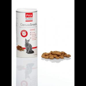 PHA GenussSnack Katzen mini-Herzen und Zähne (50g)