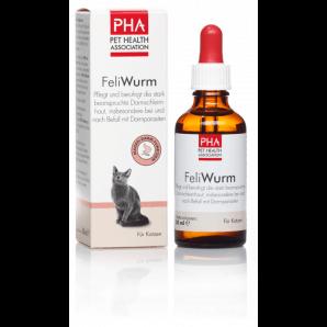 PHA FeliWurm für Katzen Tropfen (50ml)