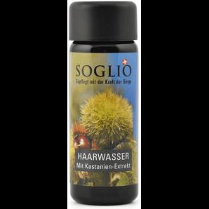 SOGLIO Haarwasser mit Kastanien-Extrakt (100ml)