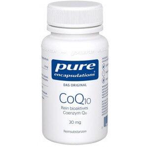 Pure Encapsulations Coenzym Q10 Kapseln (60 Stk)
