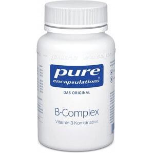 Pure Encapsulations B-Complex Vitamin B Kapseln (60 Stk)