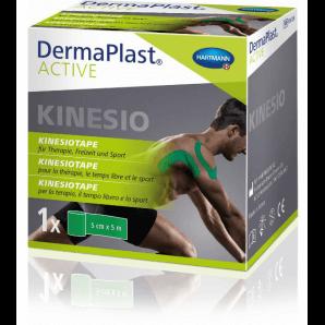 DermaPlast Active Kinesiotape grün (5cm x 5m)