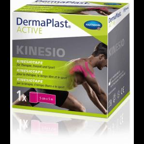 DermaPlast Active Kinesiotape pink (5cm x 5m)