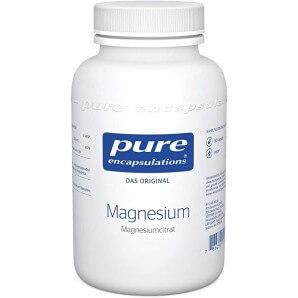 Pure Encapsulations Citrate de Magnésium Capsules (90 Capsules)