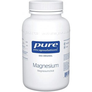 Pure Encapsulations Magnesiumcitrat Kapseln (90 Stk)