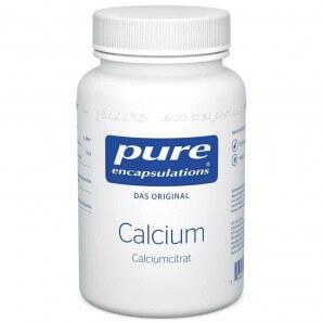 Capsule di calcio della Pure Encapsulations (90 capsule)