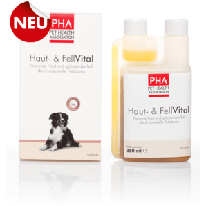 PHA Skin and Coat Vital Dogs and Cats (250ml)