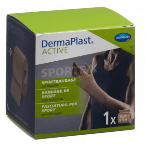 DermaPlastT Active sports bandage 6cmx5m (1 pz)