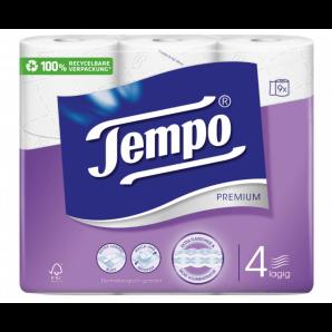 Tempo Toilettenpapier Premium (9 Stk)