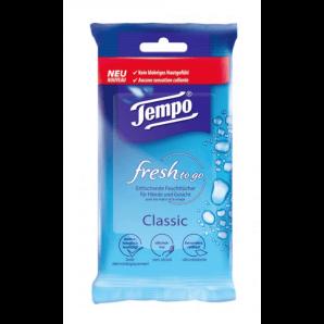 Tempo Wet wipes Fresh To Go Classic (10 pcs)