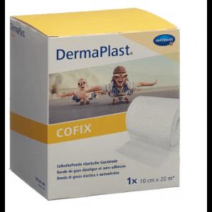 Dermaplast CoFix 10cmx20m blanc (1 pc)