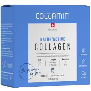 COLLAMIN Natur'Active Collagen Peptide (15x10g)