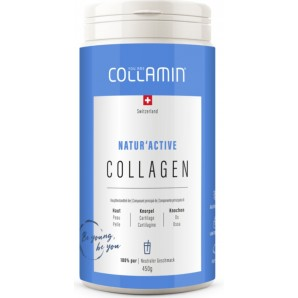 COLLAMIN Natur'Active COLLAGEN (450g)