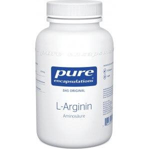 Pure Encapsulations L-Arginine Capsules (90 Capsules)