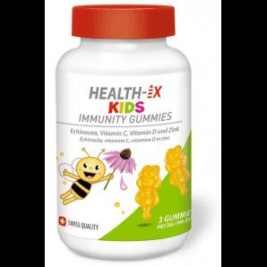 HEALTH IX Immunity Gummies Kids (60 Stk)