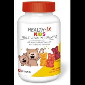 Health IX Gomme multivitaminiche per bambini (60 pezzi)