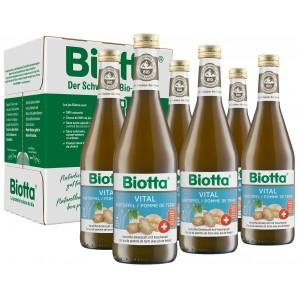 Biotta Vital Bio Kartoffel (6x5dl)