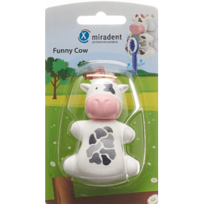 Miradent Funny Cow toothbrush holder (1 pc)