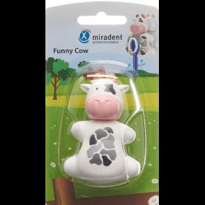 miradent Funny Cow Zahnbürstenhalter (1 Stk)