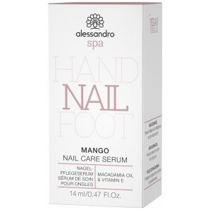 Alessandro Spa Hand Nail Foot MANGO NAGEL-PFLEGESERUM (14ml)