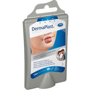 Dermaplast Boutons de fièvre à effet (16 pcs)