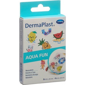 Dermaplast Aqua Fun (12 pcs)