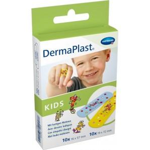 Dermaplast Kids Strips 2 sizes (20 pcs)