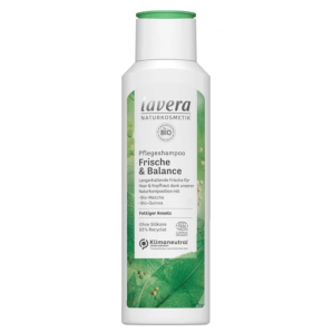 Lavera Organic Care Shampoo Freshness & Balance (250ml)