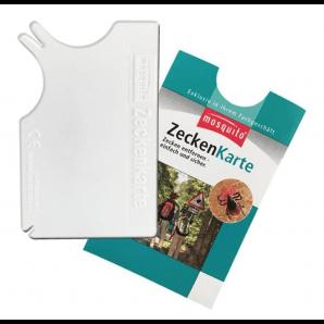 Scheda zecca zanzara (1 pz)