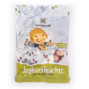 Sonnentor Organic Bengelchen yoghurt fruit gums (100g)
