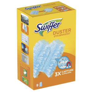 Swiffer dust magnet wipes refill pack (9 pcs)