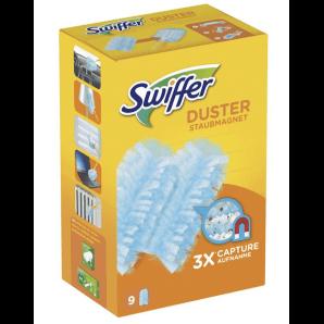 Swiffer Staubmagnet Tücher Nachfüllpackung (9 Stk)