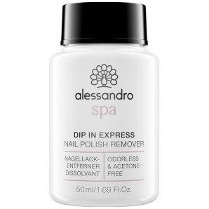 Alessandro Spa DIP IN EXPRESS Nail Polish Remover (50ml)