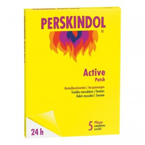 Perskindol Active Patch (5 pièces)