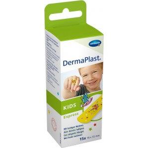 DermaPlast Kids Express Strips 19x72mm (15 Stk)