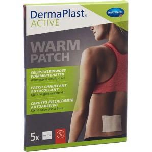 Dermaplast Patch chaud actif (5 pièces)